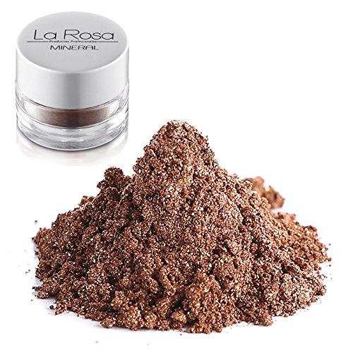 La Rosa - Mineral Lidschatten Nr. 18 AMBER-3g