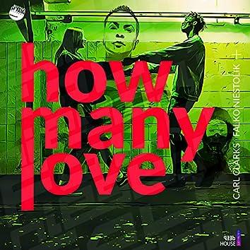 How Many Love
