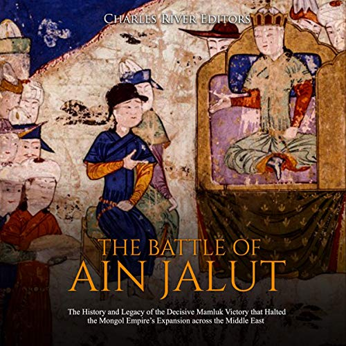 The Battle of Ain Jalut audiobook cover art