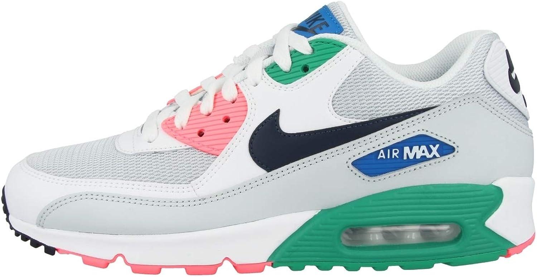 Nike Air Max 90 Essential Herren Turnschuhe Schuhe AJ1285-100 EU 47