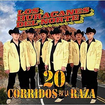 20 Corridos Pa'La Raza
