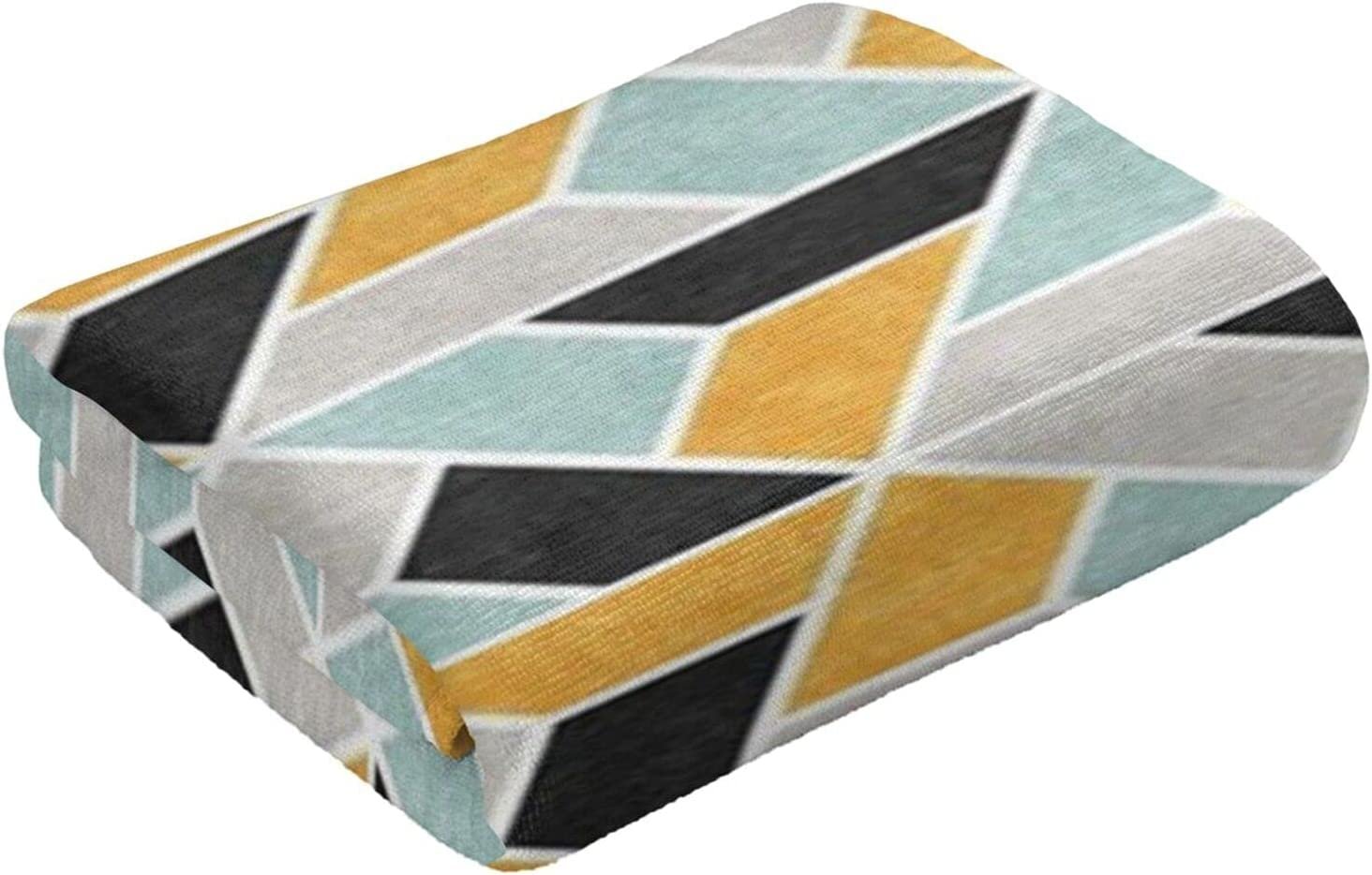 Towels Great interest Hand Cheap bargain Washcloths 27.5x12 Fingert Polyester Inch