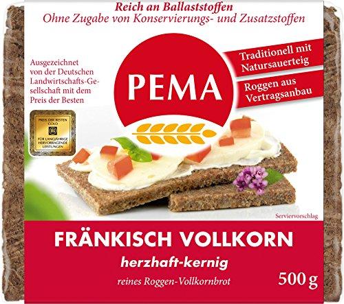 PEMA Fränkisch Vollkorn, 1er Pack (1 x 3000 g)