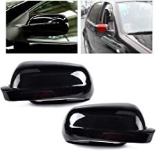 Seven Continents para Volkswagen Golf MK4 Passat B5 1998-2005 / Jetta 2001-2005 Car Rearview Wing Mirror Cover Case Cap Paint Black
