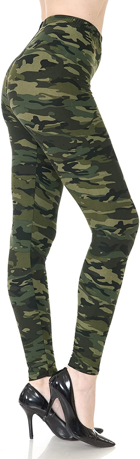Leggings Depot High Directly managed store Waisted -Soft - Slim Colors Solid Max 69% OFF