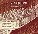 L'Arte Dei Piffari: Cornetas Y Sacabuches... / Dongois