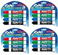 Expo Low Odor Chisel Tip Dry Erase Markers by Expo