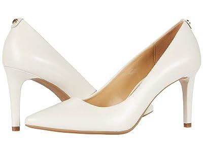 MICHAEL Michael Kors Dorothy Flex Pump (Light Cream) Women