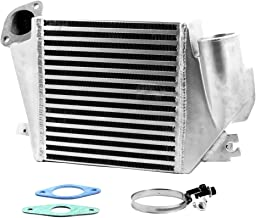 AVO S1104K941001T Top Mount Intercooler-Forester (05-09 Legacy GT/Outback XT / 08+ WRX / 09+)