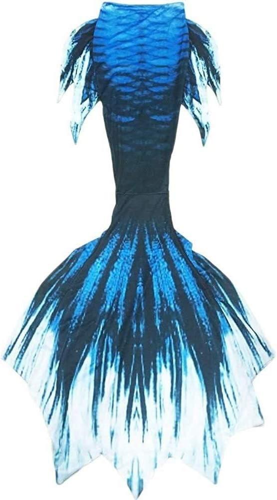 RTYU Swimsuit Mermaid Tail for Girls,Swimsuit Mermaid Tail,Merma