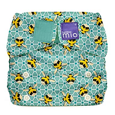 Bambino Mio, Miosolo All-in-One Cloth Diaper, OneSize, Bumble