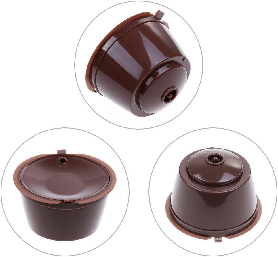 capsulas recargables para dolce gusto