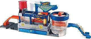 Mega Lava Rápido Hot Wheels Pista E Veículo Mattel Multicor