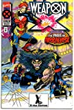 Weapon X #1 Variant Cover - Age of Apocalypse (Marvel Comics 1995)