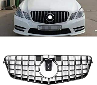 Cikuso Couverture de Protection Contre la Poussi/èRe pour Le Logo de la Grille Avant de Voiture pour Mercedes C E R CLS Glk Gla X177 X156 W205 W212 W213