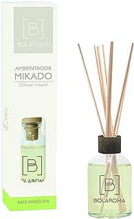 BOLAROMA ambientador Mikado 50 ml Fragancia raíz angélica