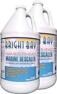 Hammerhead Marine Descaler (2 gal) - Dissolves Scale, Aluminum Safe