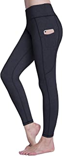 RAYPOSE Womens Workout Leggings Tummy Control High Waist Yoga Pants