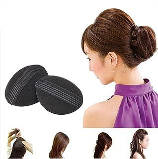 Flyusa 1 Pair Bump It Up Volume Hair Base Styling Insert Tool Do Beehive Hair Styler Stick Bun Maker Braid Tool Hair Accessories for Women