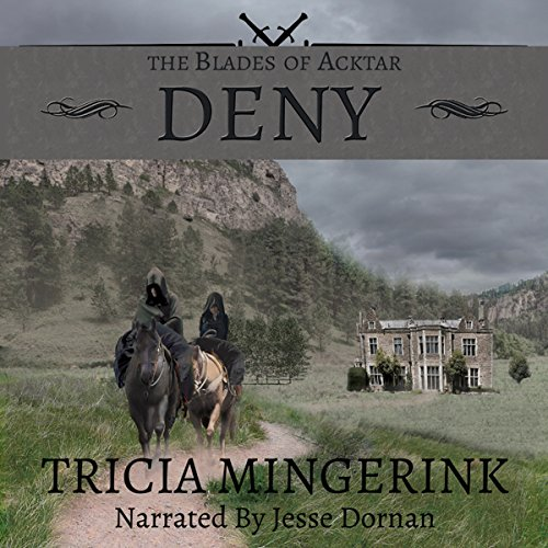 Deny audiobook cover art