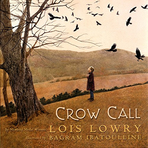 Crow Call audiobook cover art