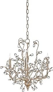 currey crystal bud chandelier