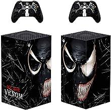 Adventure Games - Venom, We Are Venom - Vinyl Console Skin Decal Sticker + 2 Controller Skins Set - Compatible with Xbox S...