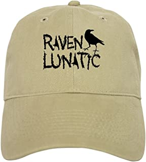CafePress Raven Lunatic - Halloween Baseball Baseball Cap
