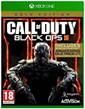 Call of Duty Black Ops III Zombies Chronicles for Xbox One rated M - Mature