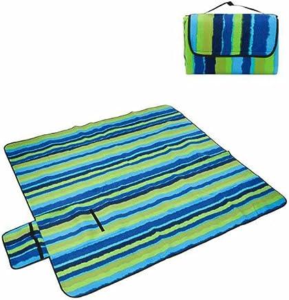 Daeou Gr&ou ;ße  200x200cm Picknickdecke im Freien Picknickdecke Strand Picknick Decke Falten im Freien Camping Decke B07CMFT3C2 | Kaufen Sie online