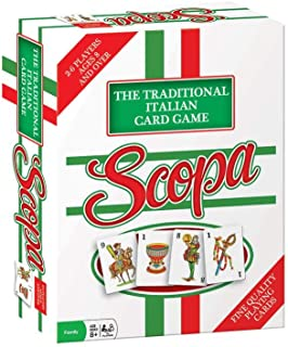 Scopa Traditional Italian Card