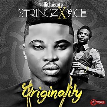 Originality (feat. 9ice)