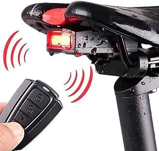 LED Rücklicht Fahrrad Bremslicht USB Rückleuchte Wasserdicht Sense Neu