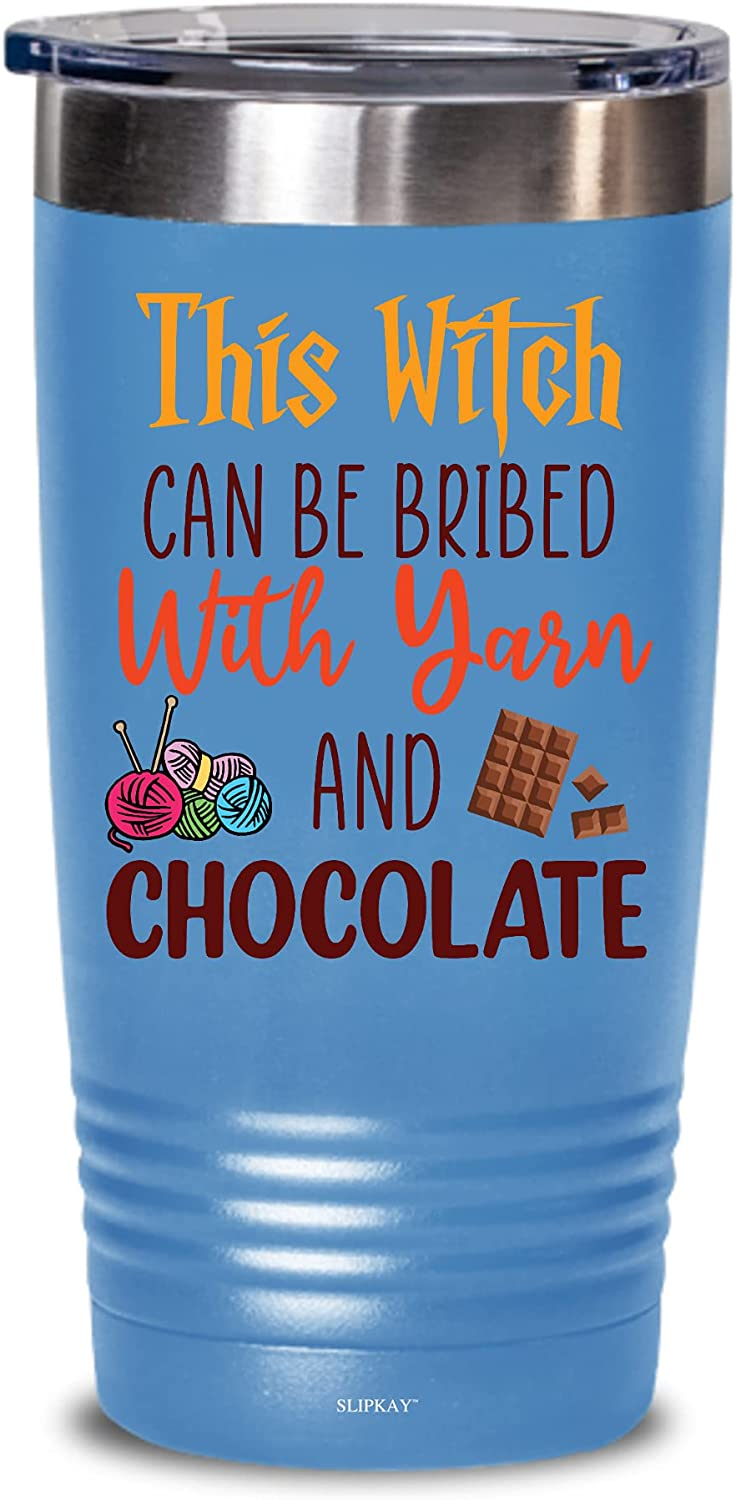 Halloween This Witch Can Be Bribed 20oz Chocolate Direct store Popular product G Tumbler With