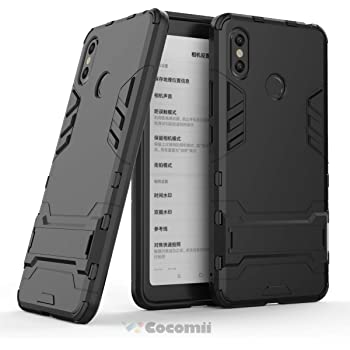 Cocomii Iron Man Armor Xiaomi Mi MAX 3 Funda Nuevo [Robusto ...