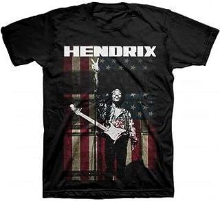 【 オフィシャル / 公式 / ロック / バンド Tシャツ 】 Jimi Hendrix ジミ ヘンドリクス Americana Live