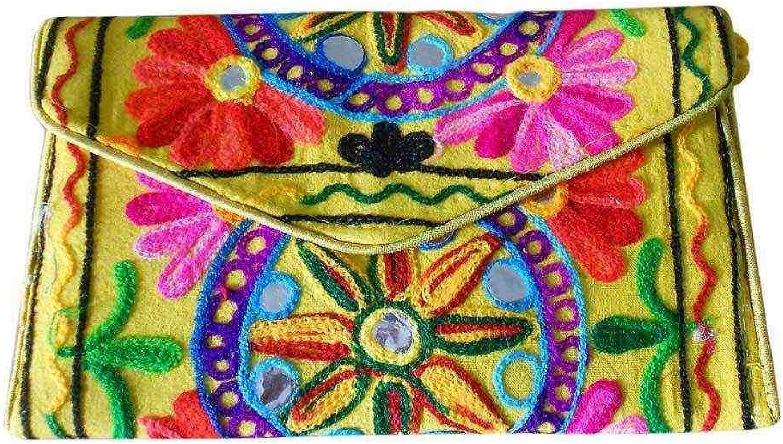 Wholesale 50 pc lot Bulk Indian Vintage Hand Bag Traditional Bridal Clutch Beaded Shoulder Bag potli Pouch Hand Bag Purses Women Purse by Craft place-23