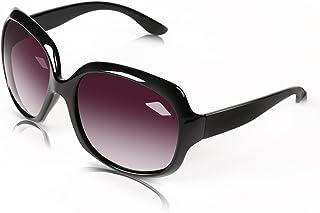 B BIDEN Damen Sonnen Brillen Große Schachtel Mode Brillen Polarisierter Schutz UV400