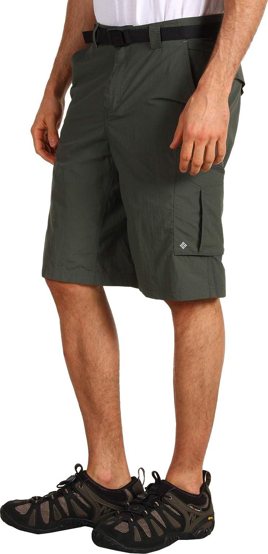 Columbia Mens Silver Ridge Cargo Shorts