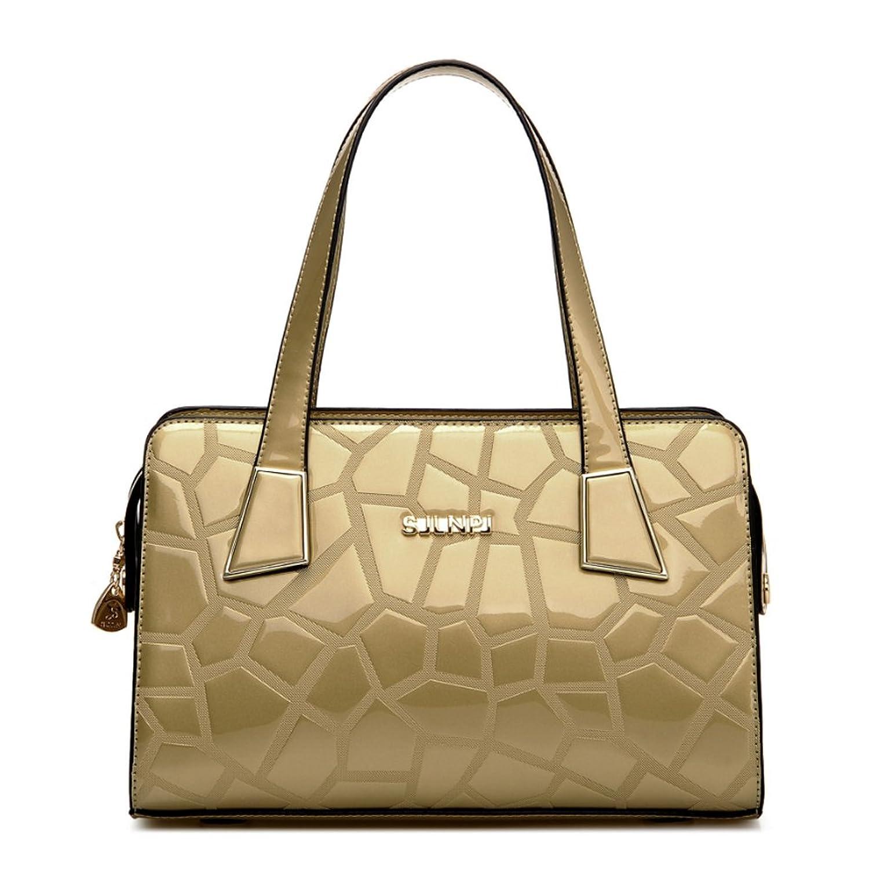 【G-AVERIL】新型女子バッグショルダー欧米ファッション女子斜めかけハンドバッグ