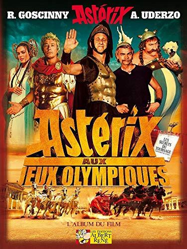 Astérix aux jeux Olympiques - Hors série Film (Nvelle Couverture)