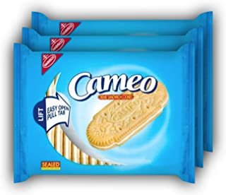 Cameo Creme Sandwiches Cookies (Pack of 3)