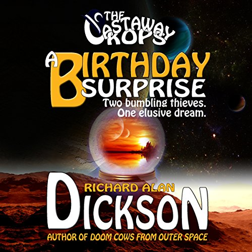 A Birthday Surprise audiobook cover art