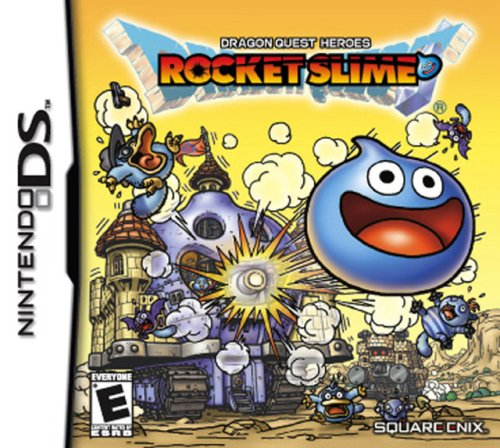 Dragon Quest Heroes: Rocket Slime - Nintendo DS