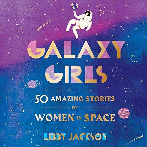 Galaxy Girls audiobook cover art
