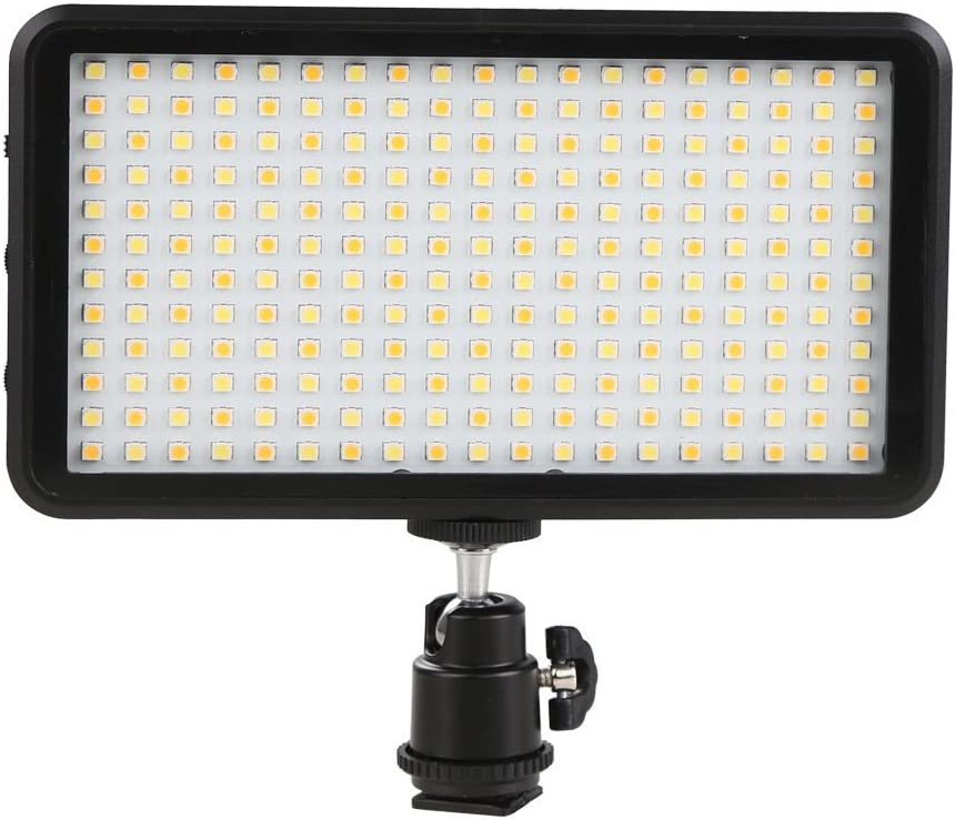 GIGALUMI W228 LED Video Light 6000k Bright Challenge the lowest 40% OFF Cheap Sale price Ultra Panel Dimmable