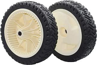 Best toro recycler wheel replacement Reviews