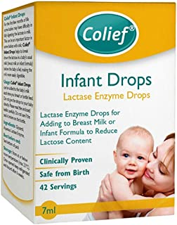 Colief Infant Drops - 7ml - 2 Pack
