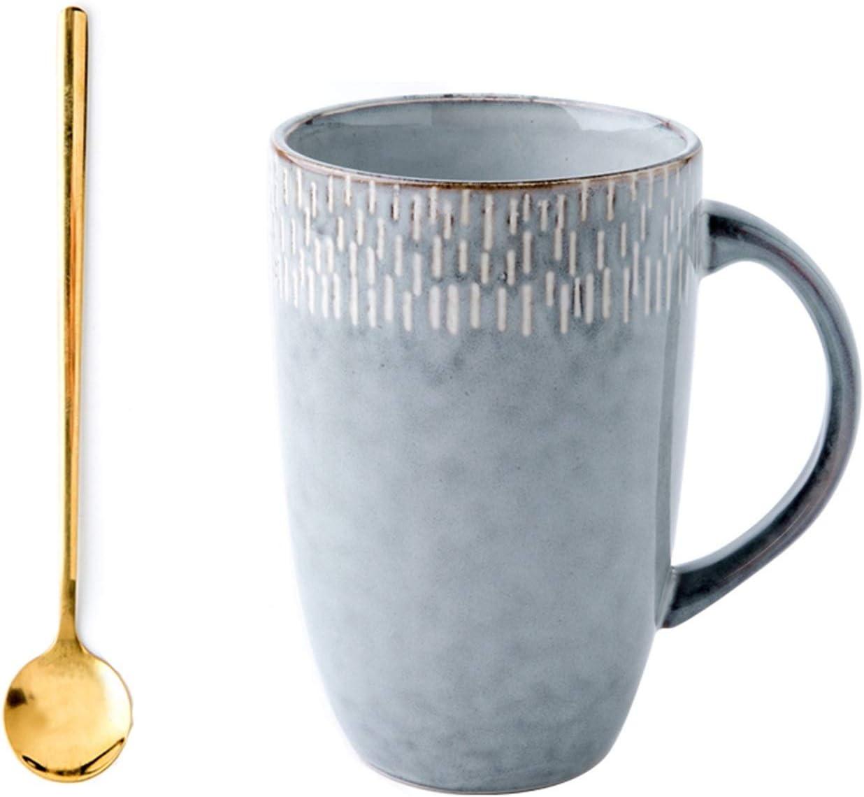 Coffee Cups Retro Feng Shui Ranking TOP19 Cup Tea Same day shipping C 22.0 Mug Oz Large-capacity