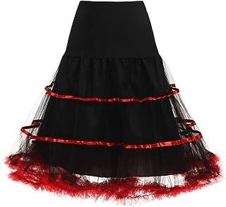 Lazzboy tutù Gonna Tulle Mini Petticoat Balletto di Danza Organza 38-52